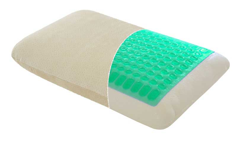 Set 2 Perne Gel Memory-Foam